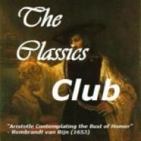 Classics Club August Meme