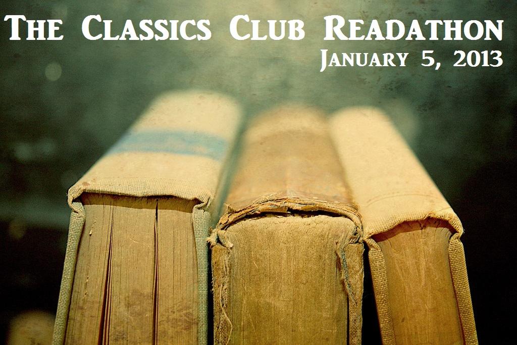 Classics Club Readathon January 2013
