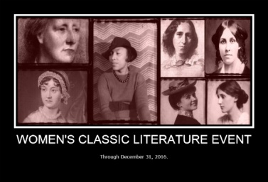 Elizabeth Gaskell, Jane Austen, Zora Neale Hurson, George Eliot, Rose Wilder Lane, Louisa May Alcott, & Virginia Woolf.