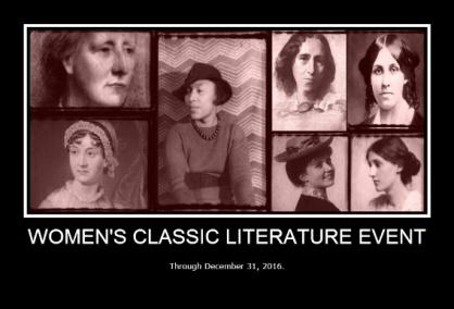Elizabeth Gaskell, Jane Austen, Zora Neale Hurson, George Eliot, Rose Wilder Lane, Louisa May Alcott, & Virginia Woolf.