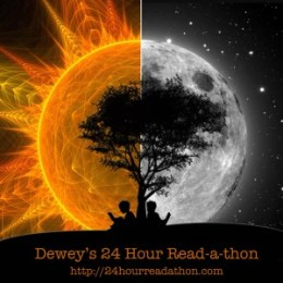 dewey's 24 hour readathon