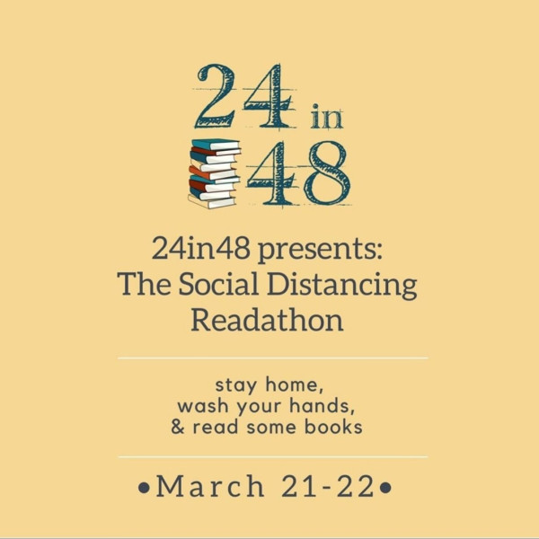 24in48 The Social Distancing Readathon